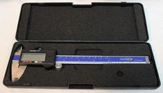 Blue Point Digital Caliper by Snap-On Tools Micrometer Machinist Blue Point Tools, Digital, Ebay
