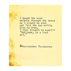 The Blooming of Madness poem #162 written by Christopher Poindexter