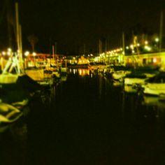 Late night redondo ssesh at the docks