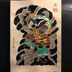Tomoe Gozen 巴御前 - foi uma das poucas guerreiras samurai, Onna-bugeisha, na História do Japão, durante as Guerras Genpei (1180 - 1185) no final do Período Heian da História do Japão. @Onamazu_Tattoo #caiojhonson #campinastattoo #tattoocampinas #traditionaltattooing #traditionaltattoo #japanesetattoo #tattoolisboa #lisboatattoo #traditionaljapanesetattoo #irezumi #irezumicampinas #oldschooltattoo #onamazutattoo #tradworkerssubmission #classictattoos #brightandbold #nobullshit