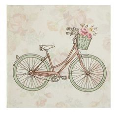 Bicycle by CR Gibson