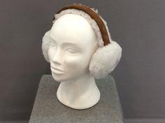 SheepSkin Earmuff Chestnut