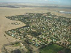 Oranjemund, Namibia