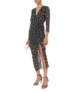 Veronica Beard Merrill Drawstring Dress