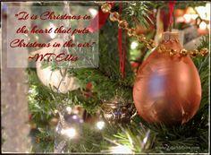 Social Media Image—What Says Christmas to You?