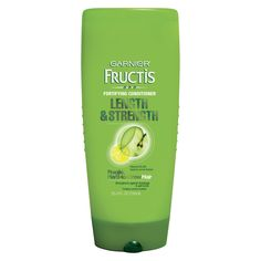 I love trying different shampoos and conditioners, switching up scents, whatever...but when I found Garnier Length and Strength, I became a repeat buyer. It works, with no build-up.