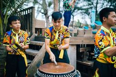 #weddingdesign #vietnambeachweddings #hoianeventsweddings #beachwedding #destinationwedding #vietnamesedrummers #vietnameseperformance #weddingentertainment