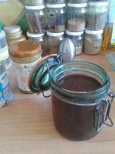 Ma pâte à tartiner maison - Recette de cuisine Marmiton : une recette