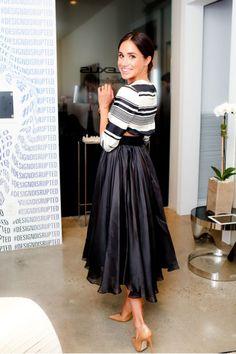 Pleated Mini Skirts