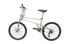 EDGED : 헬릭스, 가장 작은 접이식 자전거 '헬릭스' 공개