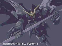 Anime 1024x768 anime Mobile Suit Gundam Wing