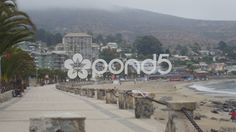 Overview Papudo Beach - Stock Footage | by BucleFilms