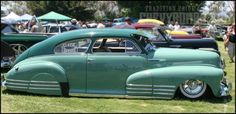 Chevy Fleetline
