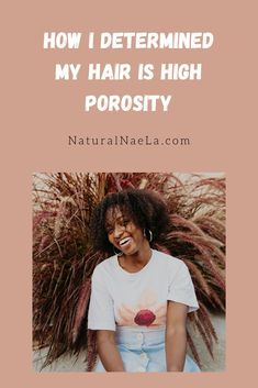"""Yep! I'm here to talk about porosity, and no it won't be the hair strand in the water """"float test."""" Curly Hair Styles, Natural Hair Styles, Type 4 Hair, Hair Porosity, Transitioning Hairstyles, Clarifying Shampoo, Healthy Hair Tips, Braid Out, Floating In Water"""
