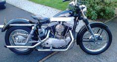1963 Harley Davidson XLH Sportster - Ironhead