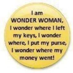 Wonder Woman humor