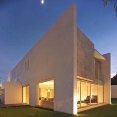 Casas Minimalistas y Modernas: revestimientos fachadas