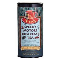 Speedy Motors Breakfast Black Tea Bags  I'd like to try this soon.