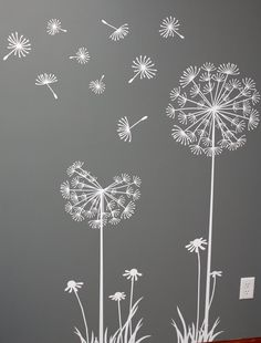 Dandelions... for my 3 Core Desired Feelings goal mapping 2014 - Free, Light, Supported.