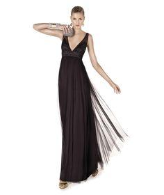 Pronovias presents the ALDANA cocktail dress from the Cocktail 2015 collection   Pronovias