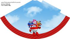 Chápeu Festa Super Wings