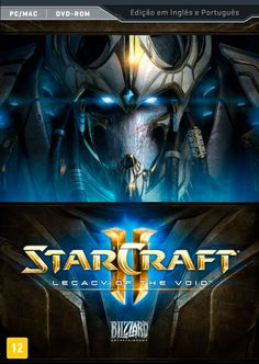 [Saraiva] (Jogos) Starcraft II: Legacy of the Void R$79,90   Guitar Hero Live ~R$265,91