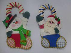 Resultado de imagen para reno navideño en foami