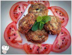 ΠΡΑΣΟΚΕΦΤΕΔΕΣ ΝΗΣΤΙΣΙΜΟΙ!!! | Νόστιμες Συνταγές της Γωγώς Greek Recipes, Vegan Recipes, Cooking Recipes, Vegan Food, Shrimp, Recipies, Veggies, Appetizers, Vegetarian