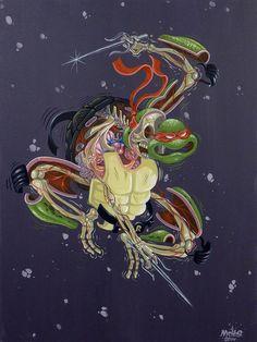Illustration par Nychos