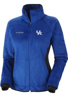 Columbia Sportswear® University of Kentucky Women's Pearl Plush Fleece