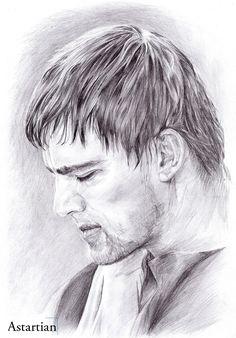 #theeagle #pencil #traditional #portrait #channingtatum #markflavius #astartian