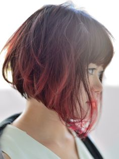 Bob Haircut With Bangs, Short Hair With Bangs, Bob Cut Styles, Short Hair Styles, Hairstyles Haircuts, Hairstyles With Bangs, Euphemia Li Britannia, Top Knot, Cut And Style