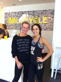 @Zabby_onthego: Soul cycle baby SoulCycle® Santa Monica, CA w/ Charlee & my Sparkly Soul headband! @SPARKLYSOULINC @Ride!