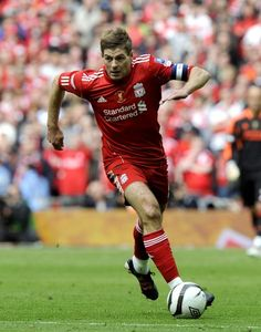 If youre on the pitch and this is your view, you better do something, and fast (Steven Gerrard)