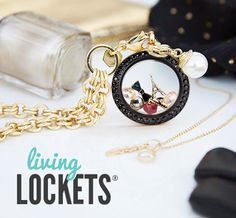 Origami Owl Living Lockets! Visit my website, http://yessyvalladares.origamiowl.com/ to shop for this look and many more.