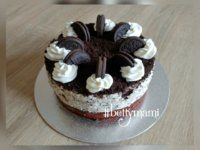 Betty hobbi konyhája Oreos, Hobbit, Cake, Desserts, Food, Tailgate Desserts, Deserts, Kuchen, Essen