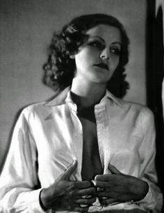 Greta Garbo: Nickolas Muray