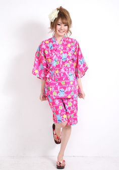 Rakuten Jinbei Women's Clothing: Nishiki