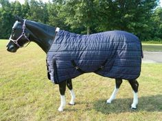 "78"" CONCORD STABLE BLANKET by Lami-Cell. $69.99. 2 belly surcingles, shoulder gussets, tail flap, detachable leg straps, fleece withers. Nylon Lining. 600 Denier Polyester. 2 buckle front closure with velcro. 220G Fill"