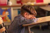 ¿Por que los niños no pueden estar quietos en clase?