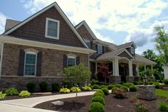 Beautiful Stone  Home Copperton Laytite and Cut Cobble J&N Stone