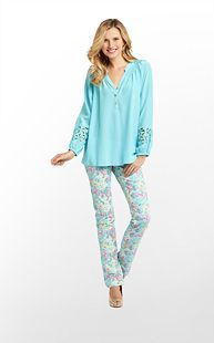 Lilly Pulitzer - Worth Straight Jean  love these!