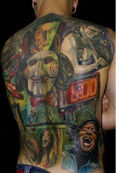 Tatouages d'horreur !