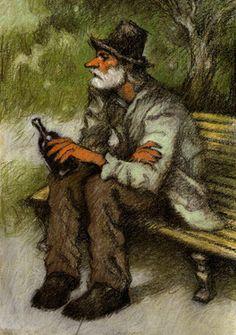 Original People Drawing by Federico Milano Pastel, Saatchi Art, Art Gallery, Painting, The Originals, Drawings, Artist, Artwork, Google