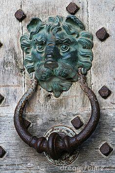 Google Image Result for http://www.dreamstime.com/old-door-knocker-on-castle-door-thumb5066001.jpg