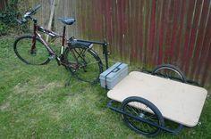 Build a Bicycle Cargo Trailer