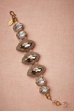 Crystal chain