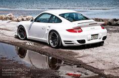 Porsche 911 Turbo #porsche