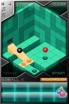 Guiar la bola Nintendo Games, Cube, Balls