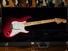 Fender American Special Stratocaster with Hard-Shell Case #FenderUSA
